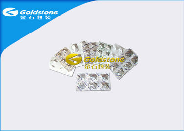 চীন Pure Aluminium Pharmaceutical Blister Foil , Anti Moisture Medicine Blister Packaging কারখানা